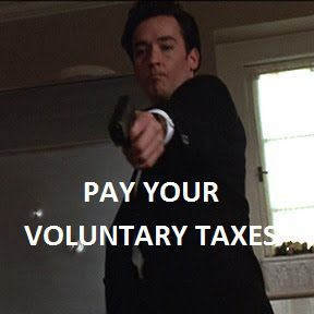 Pay Your Voluntary Taxes!
