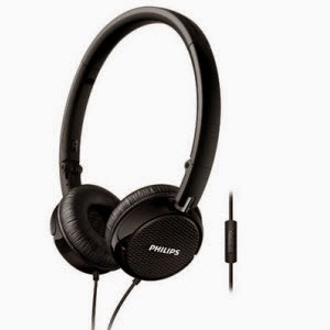 Buy Philips On-Ear FS3M Headphone with Mic for Rs.809 at Amazon