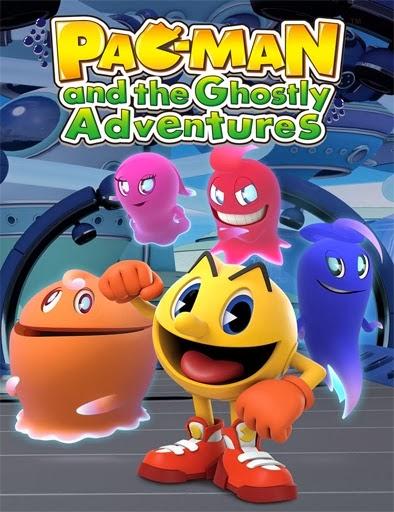Pac-Man y las aventuras fantasmales – DVDRIP LATINO