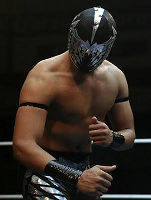 CMLL luchador Àngel del Mal