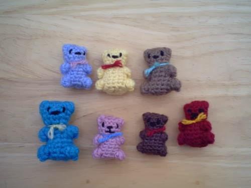 Free Crochet Pattern Miniature Crochet Projects Crochet Blanket