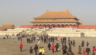 ciudad prohibida, pekín, palacio imperial