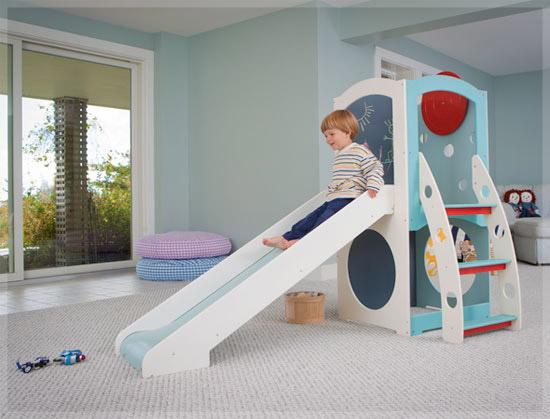 The Infantil Decora Set De Juegos Para El Dormitorio De Ninos Por - Habitaciones-juegos-para-nios