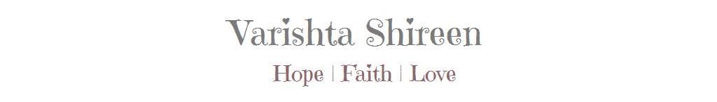Varishta Shireen