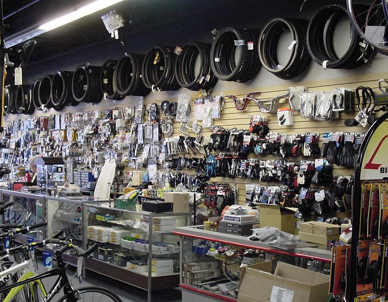 Toko Aksesoris sepeda Murah dan Onderdil Sepeda MTB Lengkap