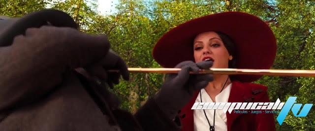 Oz: El Poderoso 1080p HD Latino Dual