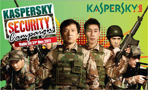 Kaspersky 'Security Campaign' Contest