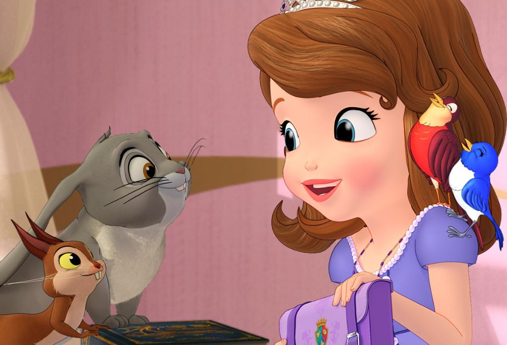 Alternatural Thoughts Sofia The First Not Your Typical Sofia Disney Princess