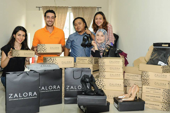 Zalora taja Nuzaimah selama setahun - isteri Radzi Ali