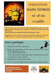 SCARY STORIES Competition
