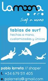 Tablas de surf a medida