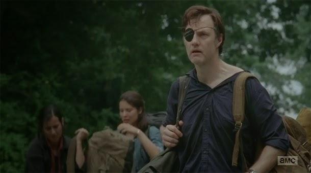The Walking Dead 4x06, crítica del capitulo del Gobernador en Solitario