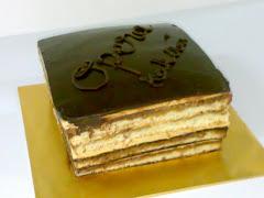 Opera cake. rm100