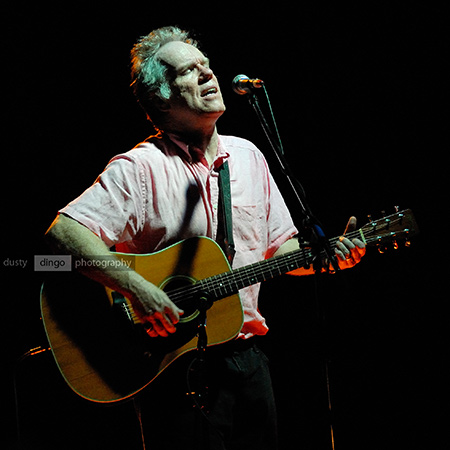 Loudon Wainwright. Fremantle 2008. Copyright Sheldon Levis 2011