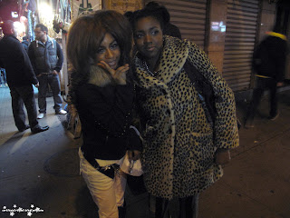 black gyaru, gyaru fashion, gyaru meet, chinatown,
