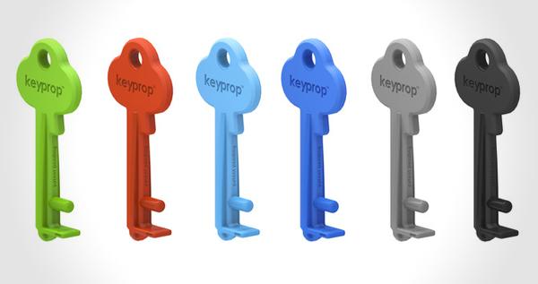Keyprop Smartphone Stand