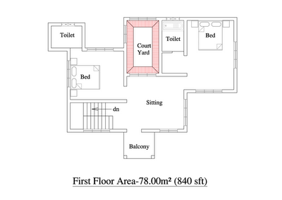 House Plans  Acreage on 2000 Land 3bhk House Plan House Plans With Photos Kerala 2013 Bathroom