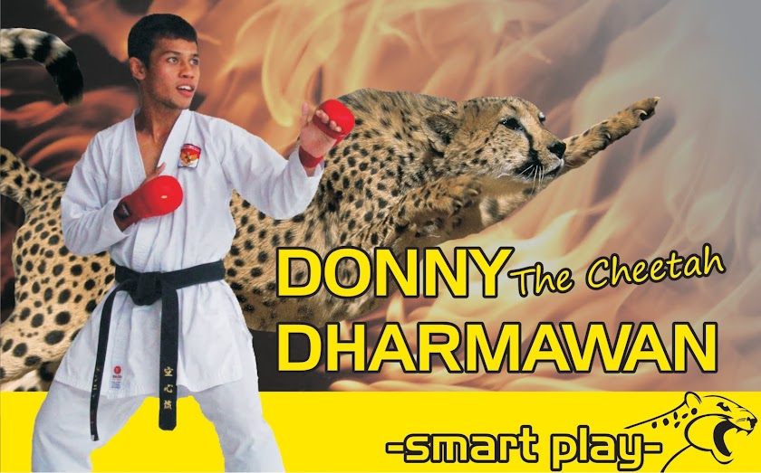 "Donny ""The Cheetah"" Dharmawan"