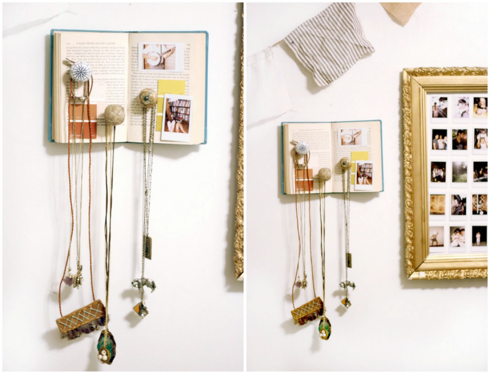Sincerely Kinsey Jewelry Display DIY