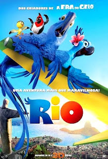 Filme Poster Rio TS XviD & RMVB Dublado