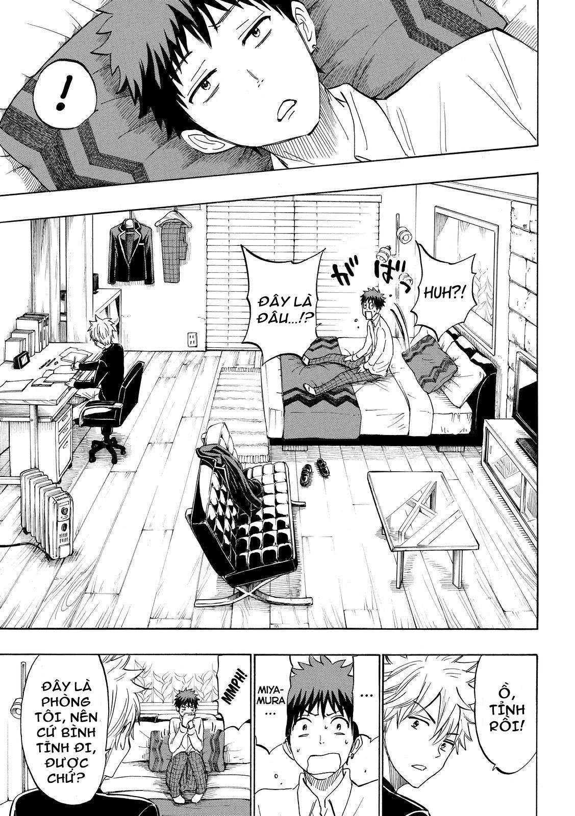 Yamada-kun to 7-nin no majo chap 178 Trang 14 - Mangak.info