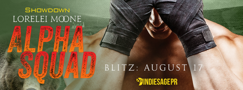 Alpha Squad Book Blitz