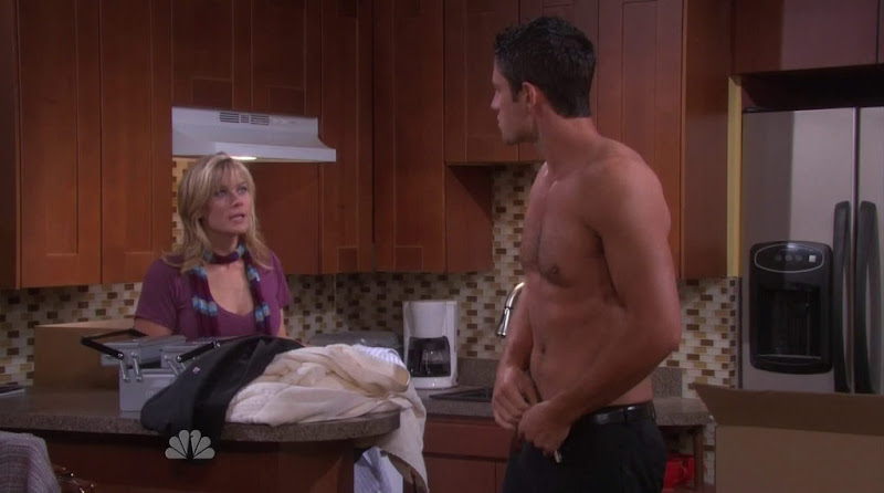 James Scott Shirtless in Days of Our Lives 20120410