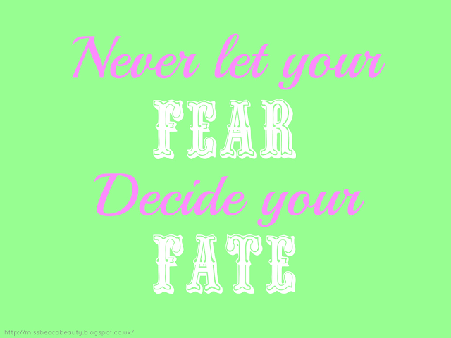 Wednesday Word | Fear & Fate