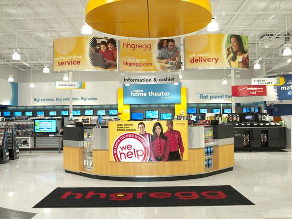 Loja Eletrônico Miami - Hhgregg