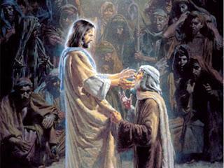Que todos sean uno» (Jn 17,21): Jesús sana un ciego