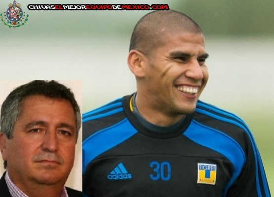 Según Vergara, Salcido ya es jugador de Chivas