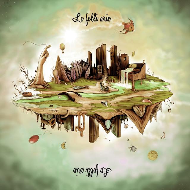 Le Folli Arie, milan rock bands, milan rock, milan music, italian rock, italy rock music, italy prog-pop