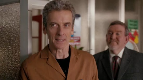 "DOCTOR WHO - ""The Caretaker"""