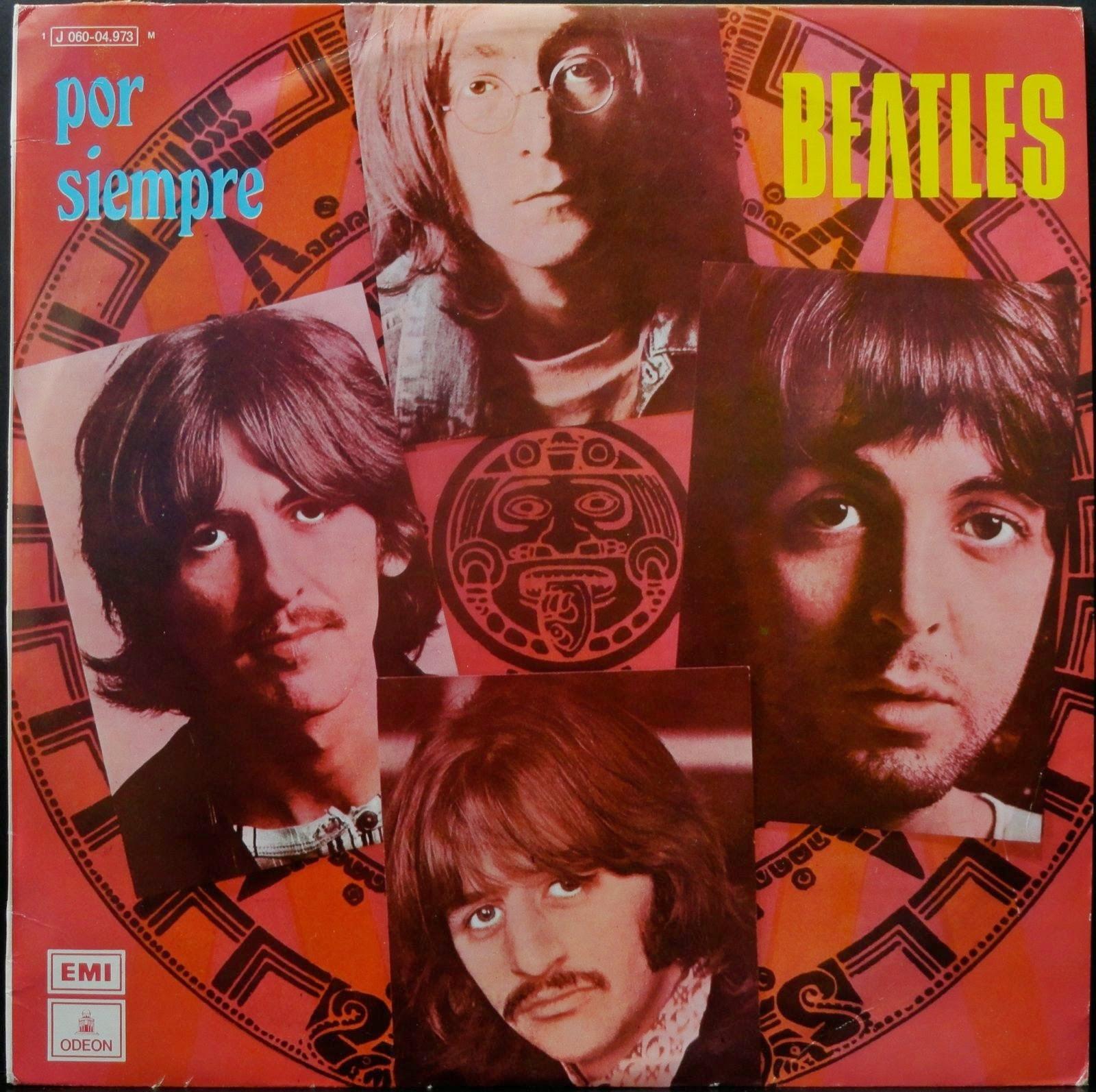 That Spanish Beatles Album
