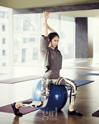 Krystal - Vogue Girl Magazine December Issue 2013