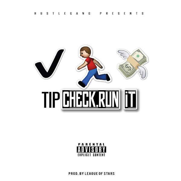 T.I. - Check, Run It - Single Cover