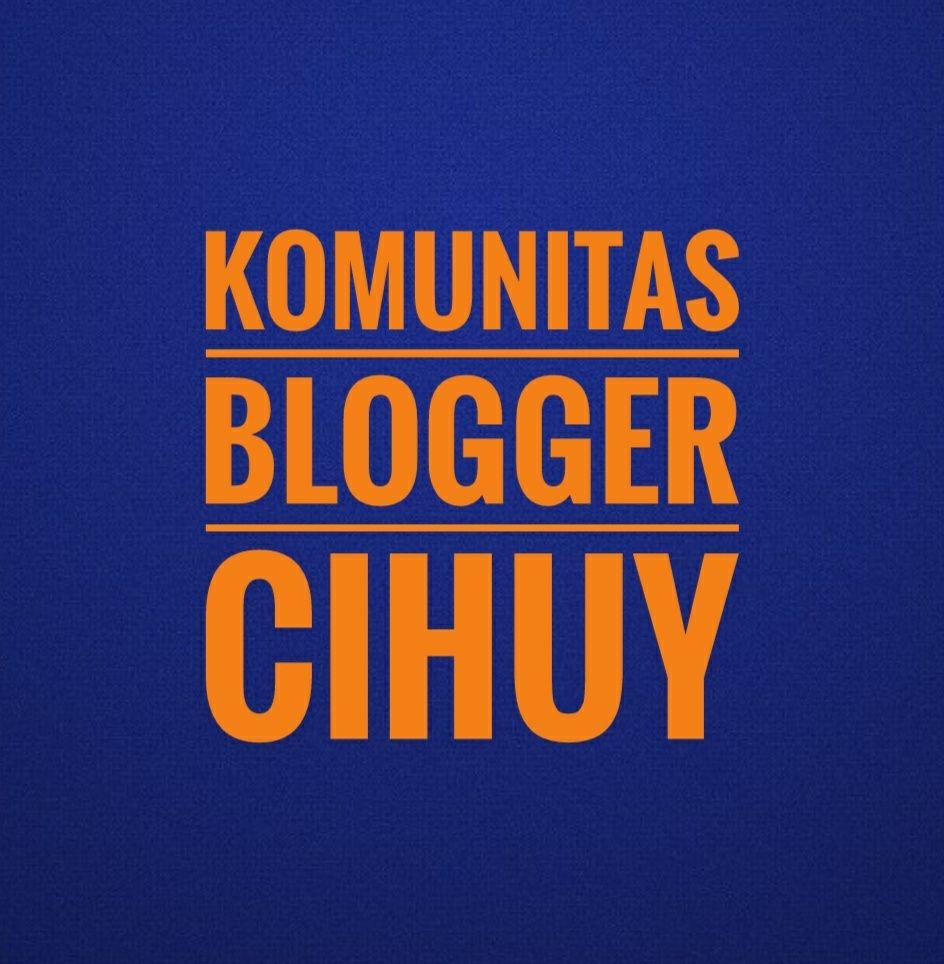 Blogger Cihuy