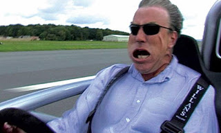 funny face Jeremy Clarkson top gear