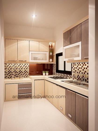 desain interior rumah tinggal crysant rumah garis