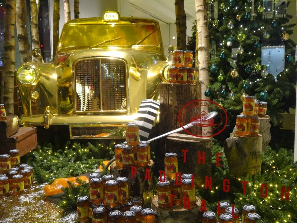 Selfridges Magical Enchanted Christmas Shop Window 2014