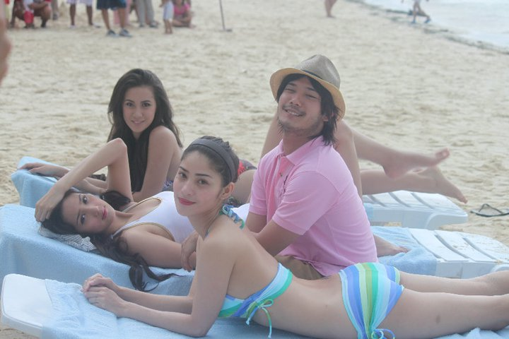 rr enriquez and niña jose in bikini 03