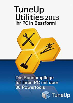 TuneUp Utilities 2013 with Crack Free Download Full Version