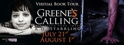 Book Tour: GREENE'S CALLING