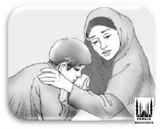 Bagaimana Cara Mendapatkan Maaf Ibu?