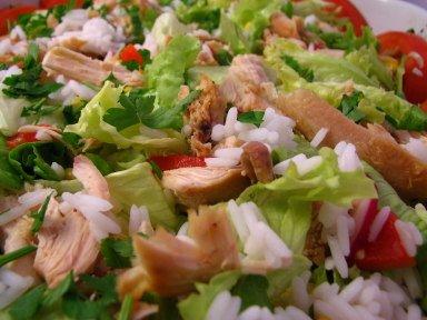 Saladas light para jantar