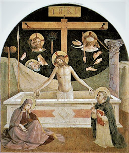 The Man of Sorrows with Instruments of the Passion