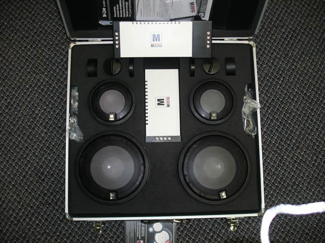 Stereowise Plus: German Maestro M-Line MS 654010 and MS 654010 ...