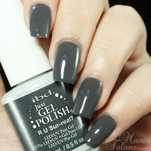 IBD Just Gel R U Sur-Real Swatch