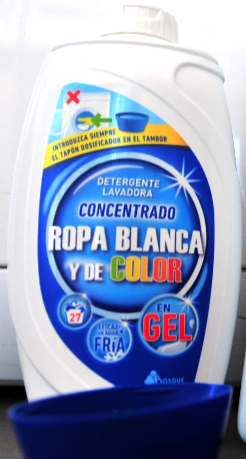Dimeqme trucos de lavado for Cual es el mejor detergente para lavadora