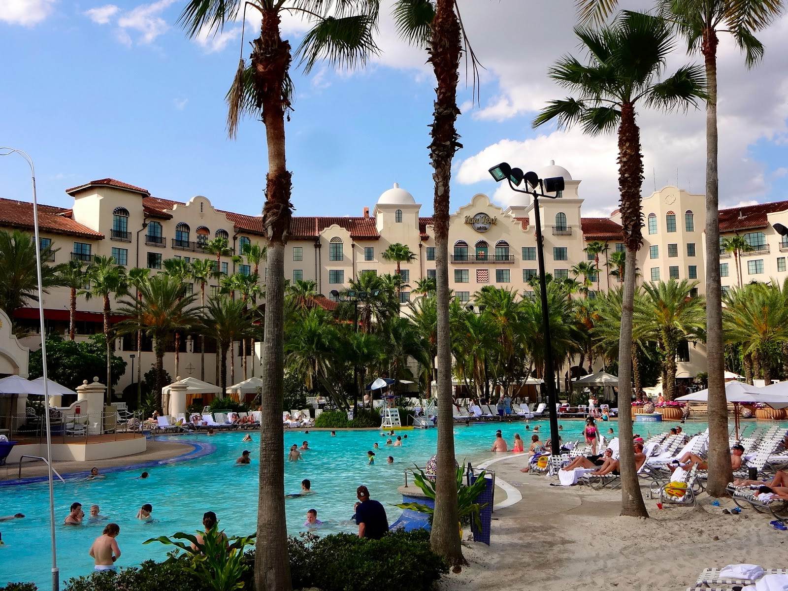 hard rock hotel at universal orlando - check-in florida ~ the
